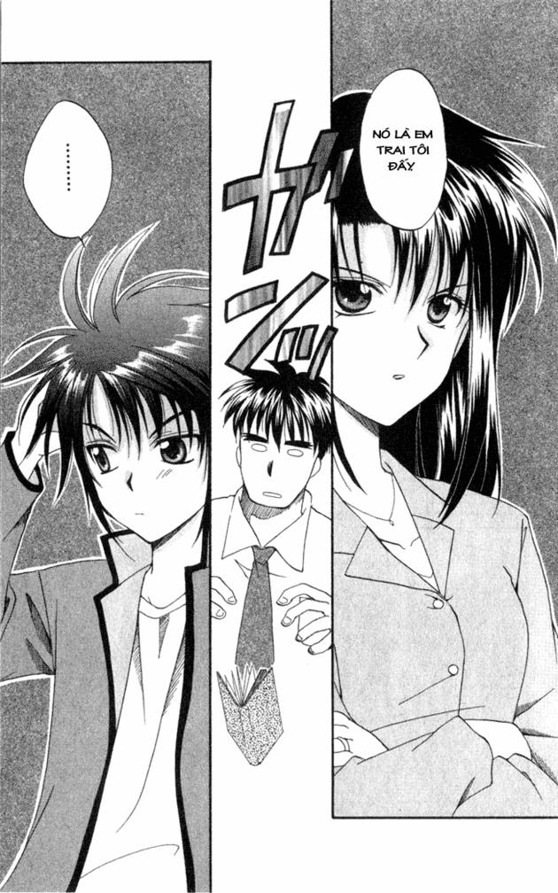 Truyện tranh trinh thám: Spiral: Suiri no Kizuna - Thám tử kỳ tài 027