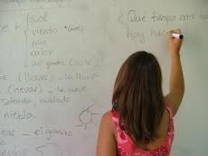 """"""" Profesoras del Primer Ciclo, entran a clases """""""