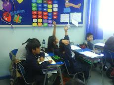 Participación en los aprendizajes...