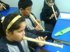 Música con el profesor Daniel Ramirez...