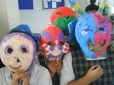 """"""" Máscaras """""""