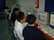 Usando las TICS...
