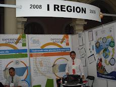 Nave UTP 2009, en Santiago...