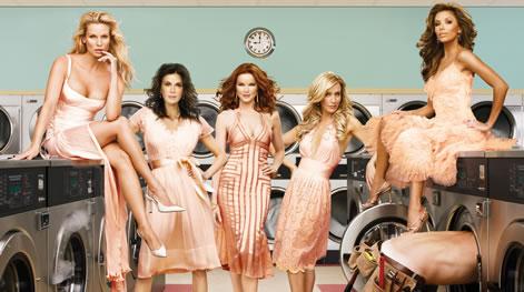 除了Lynette 之外看得出老了之外, 三位Desperate Housewives ?然仔大女大, ...