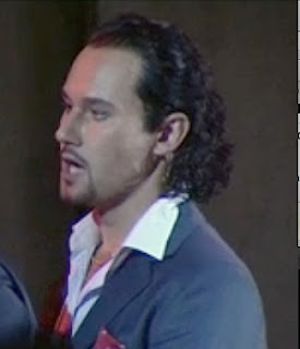 ... directs Mariusz Kwiecien in Don Giovanni, he still manages to ooze sex.