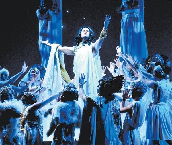 "BARIHUNKS ®: Matthew Worth in ""Orpheus in the Underworld"""