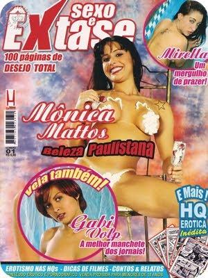 monica.carvalho Mônica Mattos Beleza Paulistana Revista Sexo e Êxtase