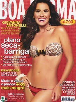 Giovanna Antonelli Boa Forma