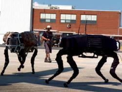 Effondrement de la société à venir, par consentement ou par conquête (Gray State) Robots+search