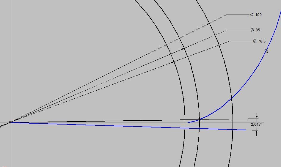 Mis dibujos en CAD Tutorial para dibujar engranajes con Solid Edge