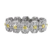 Image of 11th most expensive gold and diamond ring jewelry
