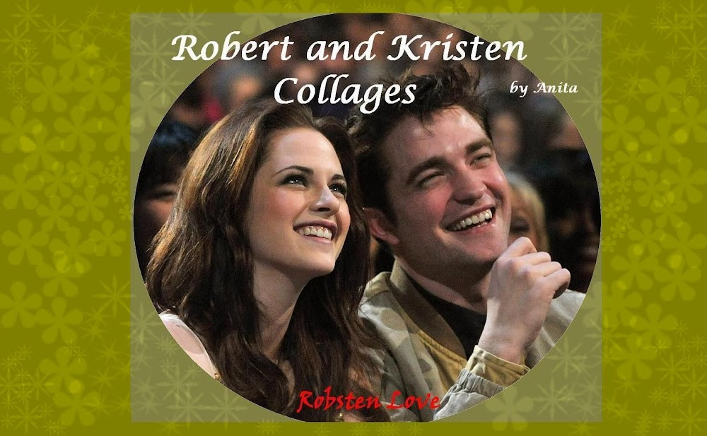 Robert and Kristen Collages