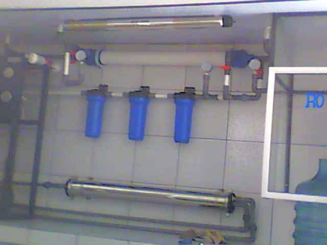 Depot RO, UF, Master Filter & UV