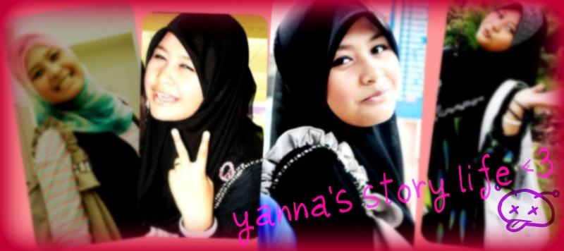 yanna's life story