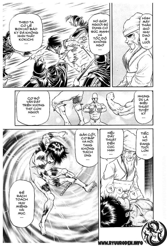 Chú Bé Rồng - Ryuuroden chap 23 - Trang 3