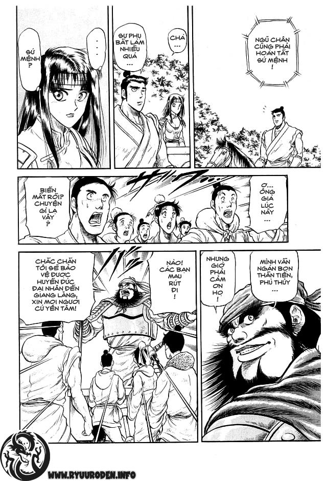 Chú Bé Rồng - Ryuuroden chap 23 - Trang 18