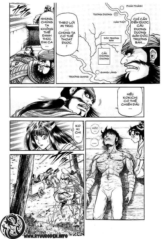 Chú Bé Rồng - Ryuuroden chap 23 - Trang 26