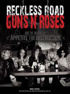 Guns' N 'Roses  Reckless Road
