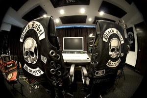Black Label Society Bunker Studio