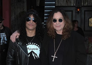 slash ozzy osbourne