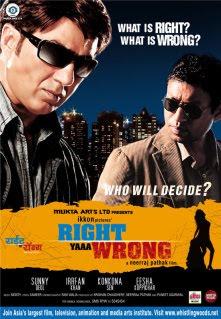 Right Yaaa Wrong (2010)