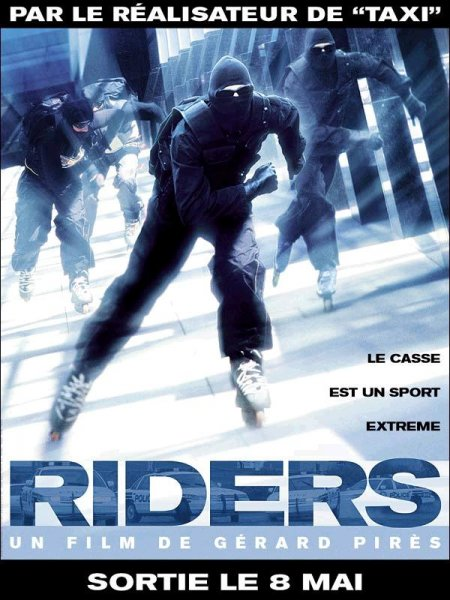 Riders movie