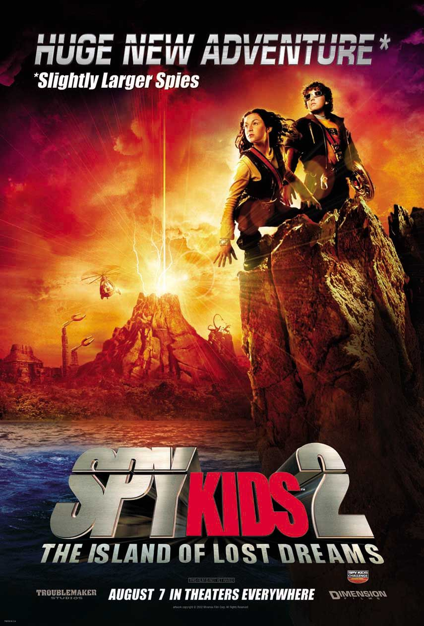 Spy Kids 2: Island of Lost Dreams Spy+Kids+2++Island+of+Lost+Dreams+%282002%29