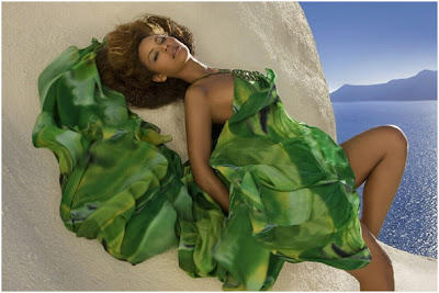Beyonce's Pictures for House of Dereon Spring 2010 collection