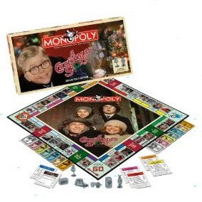 Christmas Gift Ideas-Christmas Story Monopoly