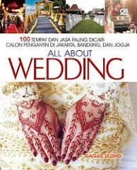 100 tempat yang paling dicari calon pengantin??