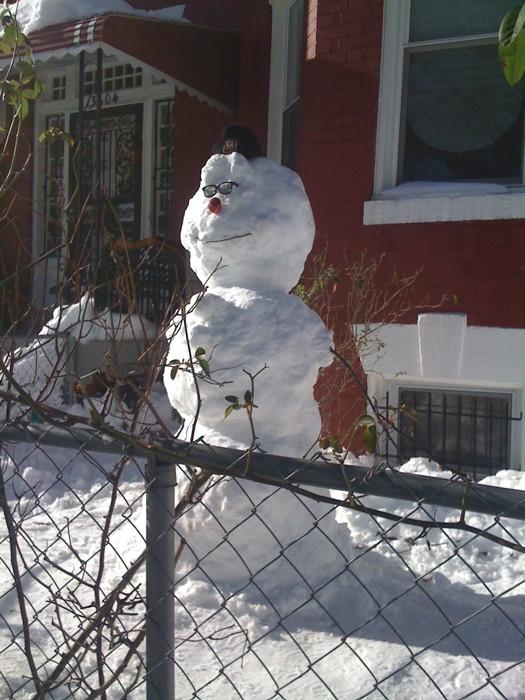 [snowman]