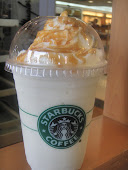White Cream Caramel Cappuccino