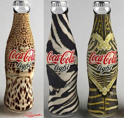 roberto cavalli. Roberto Cavalli + CocaCola