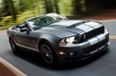 Ford supercar - Ford Shelby GT500