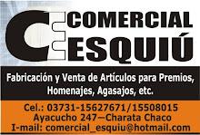Publicidad Comercial Esquiu