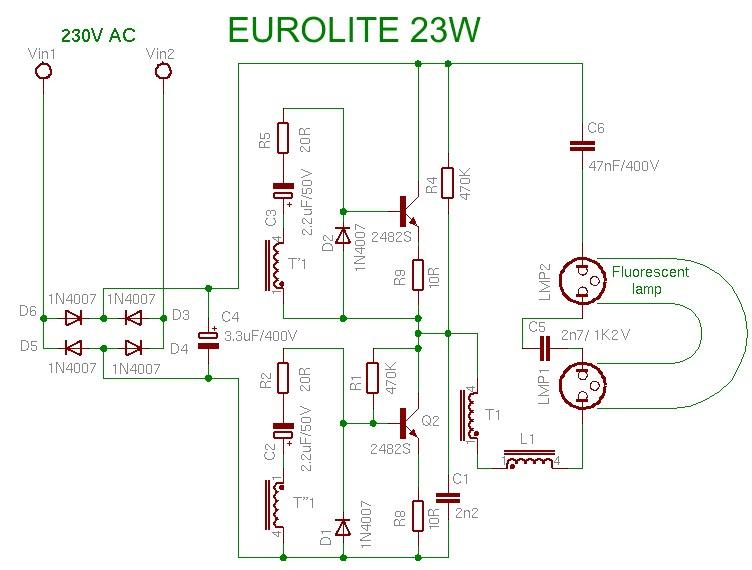 Elektronika Dan Otomotif Rekondisi Lampu Hemat Energi