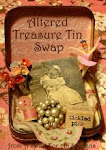 Altered Treasure Tin Swap
