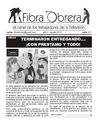 FIBRA OBRERA Nº 6