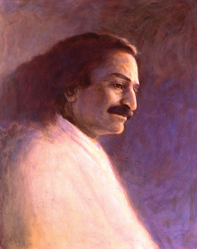 meher  baba paintings