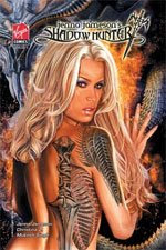 Jenna Jameson's Shadow Hunter Issue 1 Cover
