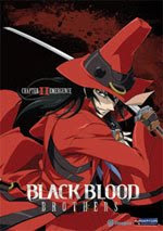 Black Blood Brothers Volume 2 DVD
