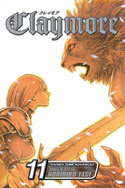 Claymore Vol. 11