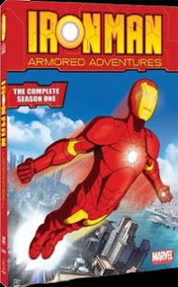 Iron Man Armored Adventures DVD Set 1