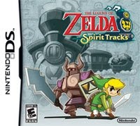 The Legend of Zelda: Spirit Tracks on DS