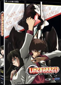Linebarrels of Iron DVD Set 1