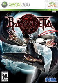 Bayonetta on Xbox 360