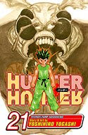 Hunter x Hunter volume 21