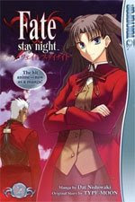 Fate/stay night manga volume 2