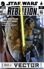 Star Wars: Rebellion #15, Vector Part 7