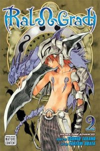 Ral Grad Manga volume 2